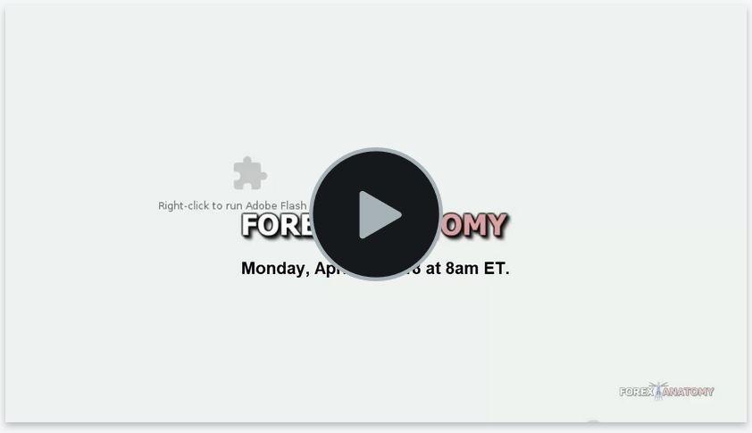 Forex trading webinar on April 23, 2018